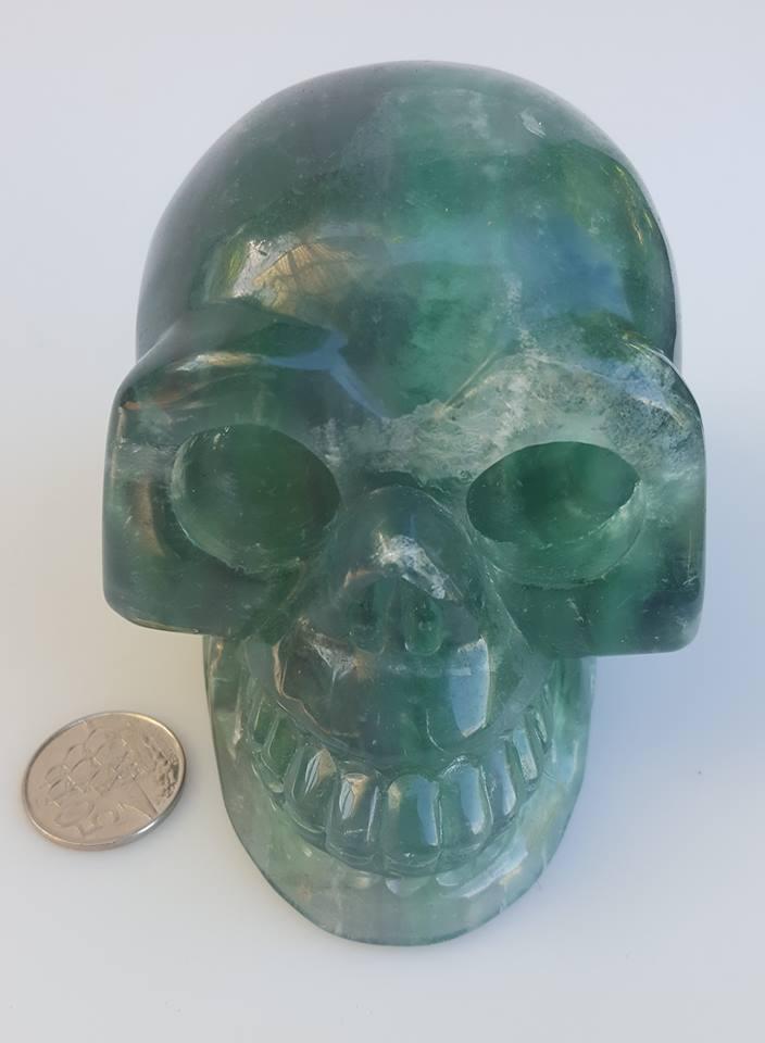 Little Crystal Skulls